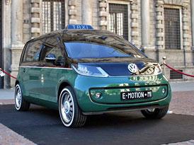 Volkswagen Milano Taxi: Elektrické retrotaxi z New Small Family (nové foto)