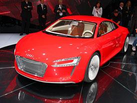 Audi nabídne zákazníkům sportovní elektromobil v roce 2012, výrobu zajistí závod Neckarsulm