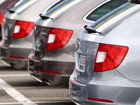 Škoda do března zvýšila zisk o 61 procent na 3,33 mld. Kč