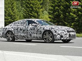 Spy Photos: Audi A7 - nové fotografie
