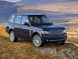 Range Rover 2011: S novým turbodieselem 4,4 TDV8 (230 kW, 700 Nm)