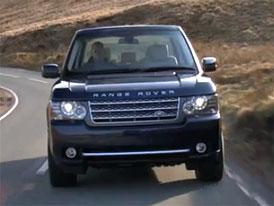 Video: Range Rover � Modelov� rok 2011 s nov�m turbodieselem