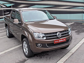 Volkswagen Amarok: První jízdní dojmy