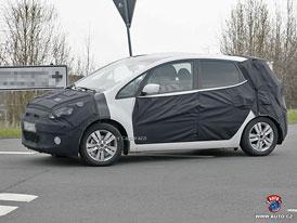 Spy Photos: Nové MPV Hyundai jako dvojče vozu Kia Venga