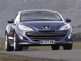 Peugeot RCZ: Ceny na českém trhu