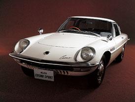 Mazda slaví 90 let od založení, první sériový osobní automobil vznikl před půlstoletím