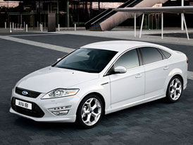 Ford Mondeo: Facelift po třech letech