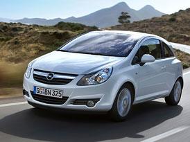 Opel: Systém Start/Stop pro Corsu a Agilu