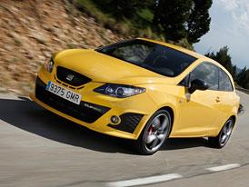SEAT jen těsně před VW nejprodávanější značkou roku 2011 ve Španělsku
