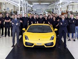 Lamborghini Cabrera: Dostane nástupce Gallarda přeplňování a 600 koní?