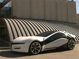 Video: Bertone Pandion � Koncept s technikou Alfa Romeo