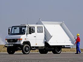 Mercedes-Benz Vario: Produkce potvrzena nejméně do roku 2013