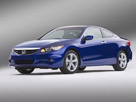 Honda Accord 2011: S novou tváří a menší spotřebou, ale pouze pro Američany