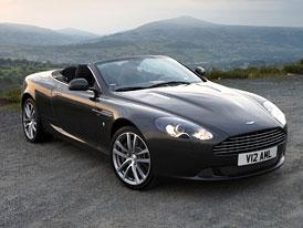 Aston Martin DB9: Modernizace britského GT pro rok 2011
