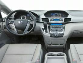 Video: Honda Odyssey 2011 – Představení interiéru nového modelu