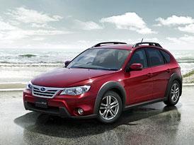 Subaru Impreza XV: Boxer-skaut se začne prodávat na podzim