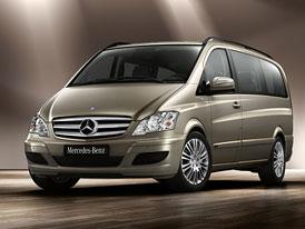 Mercedes-Benz Viano: Modernizace luxusn� dod�vky