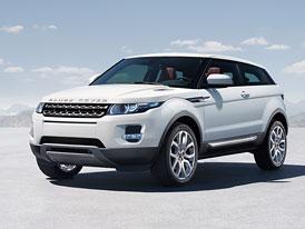Range Rover Evoque: LRX se stává Range Roverem