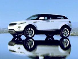 Video: Range Rover Evoque -  Exteriér nového modelu