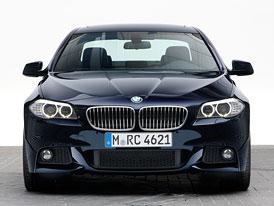 Český trh v prvním pololetí 2011: Vyšší střední třídě vládlo BMW 5