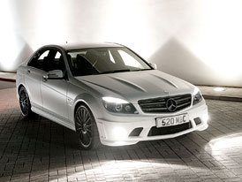 Mercedes-Benz C DR 520: Nejrychlejší Céčko je z Velké Británie