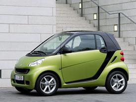 Smart ForTwo 2011: Mal� facelift a novinky v interi�ru pro mikrocar