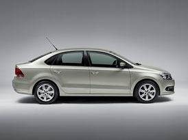 Volkswagen Vento: Premiéra na indickém trhu
