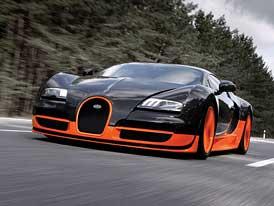 Bugatti Veyron 16.4 Super Sport: Světový rychlostní rekord 431 km/h
