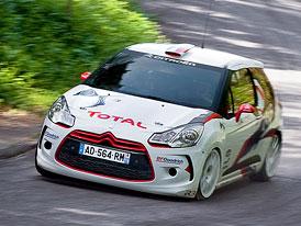 Citroën DS3 R3: Nové náčiní pro světové soutěže