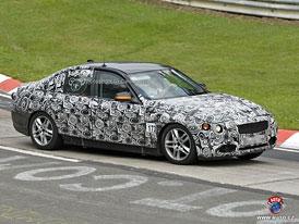 Spy Photos: BMW 3 (F30) - Nová trojka se chystá na rok 2012