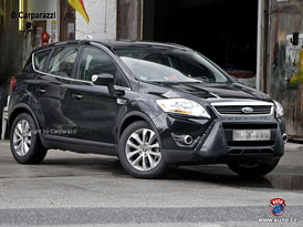 Spy Photos: Ford chyst� modernizaci SUV Kuga