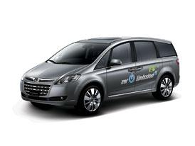 Luxgen 7 MPV EV+: Velkoprostorový elektromobil z Taiwanu