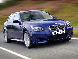 BMW M5: Konec výroby řady E60