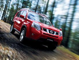 Nissan X-Trail: Modernizace pro japonský trh