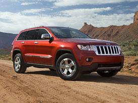 Jeep Grand Cherokee: Podrobn� informace a nov� fotografie