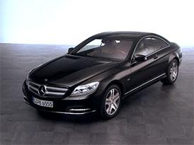 Video: Mercedes-Benz CL – Prohlídka velkého luxusního kupé