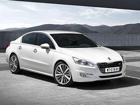 PSA a Dongfeng budou v Číně vyrábět Peugeot 508