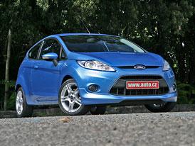 Ford Fiesta VI: Vyroben milion kusů