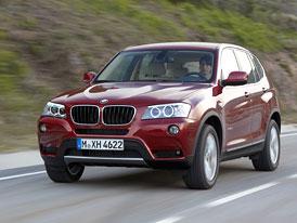 BMW X3 2011: Velká fotogalerie a technická data
