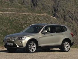 Video: BMW X3 2011 – Exteriér a interiér nové generace