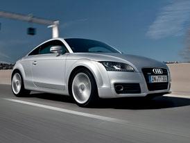 Audi vyrobilo již 10 tisíc vozů TT 2,0 TDI (125 kW)