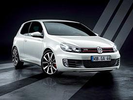VW Golf GTI Adidas na českém trhu: Čím víc pruhů, tím víc GTI
