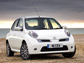 Nissan Micra se po 18 letech loučí s Anglií