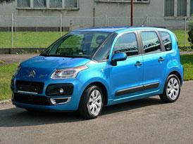 Citroën C3 Picasso na Moje.auto.cz: Diskutujte s majiteli