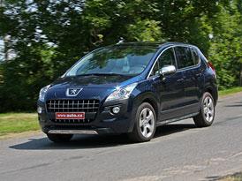 Dlouhodobý test Peugeot 3008 2,0 HDI - Na cestách
