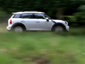 Video: MINI Countryman � Prvn� SUV britsk� zna�ky