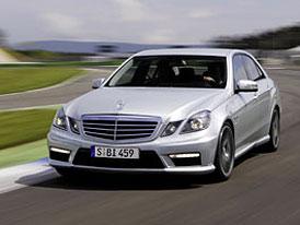 Mercedes-Benz E 63 AMG: Nižší spotřeba, vyšší výkon, lepší výbava