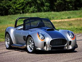 Iconic Motors obnoví výrobu roadsteru AC Cobra