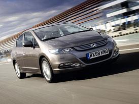 Honda Insight: Malé změny pro rok 2011