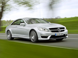 Mercedes-Benz CL po faceliftu: Biturbo i pro CL 63 AMG